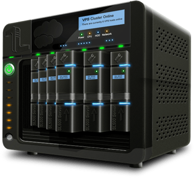 Dedicated and VPS Servers