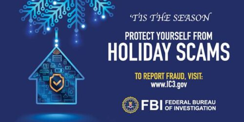 Be Cautious of Fraud